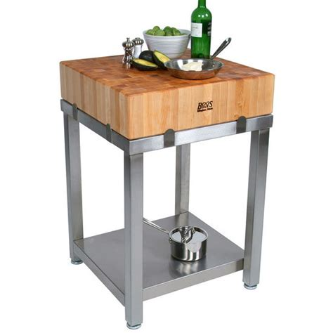 butcher block kitchen islands carts john boos john boos cucina laforza butcher block kitchen carts