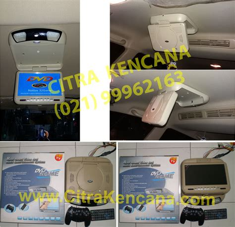 Tv Mobil Plafon baru imlek sale dvd plafon mobil