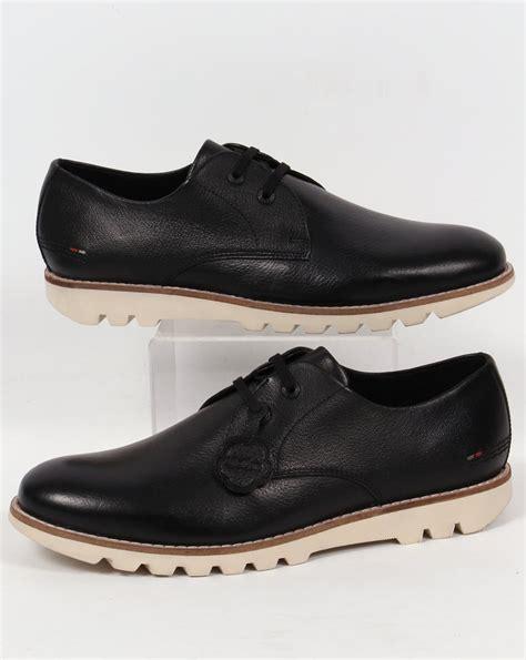 Sepatu Azcost Derby Formal Leather kickers kymbo derby shoes black leather smart formal mens