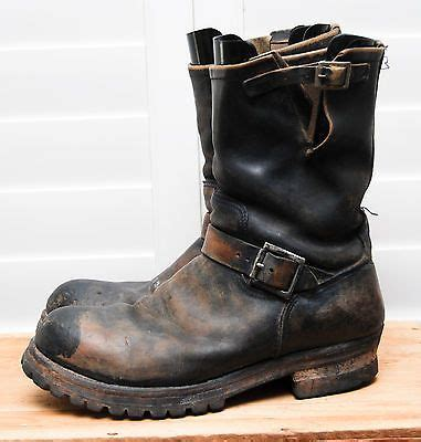 mens motorcycle boots details about vintage lucite compact gt bell deluxe