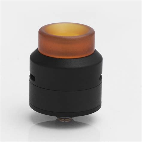 528 Goon Lp 22 Rda Atomizer Black Clone authentic 528 custom goon low profile rda black rebuildable atomizer