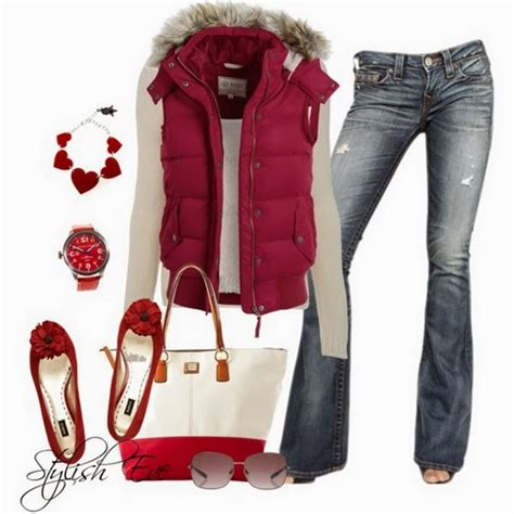design winter clothes fashion fabric design pink winter 2013 outfits for women