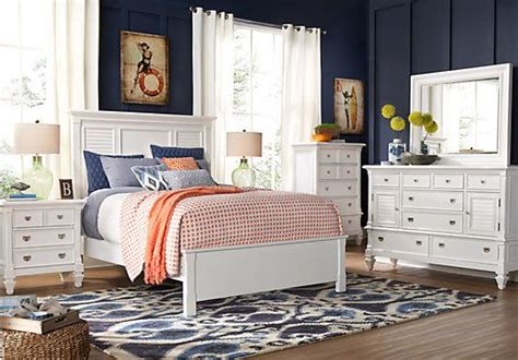 isofa rooms to go belmar white 5 pc bedroom at rooms to go dreamy bedrooms