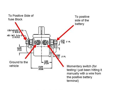 12 volt relay switch diagram 12 volt starter motor diagram elsavadorla