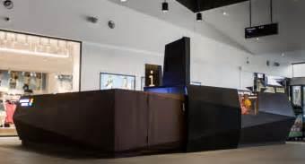 desk shopping information desk design manufacture for craigieburn