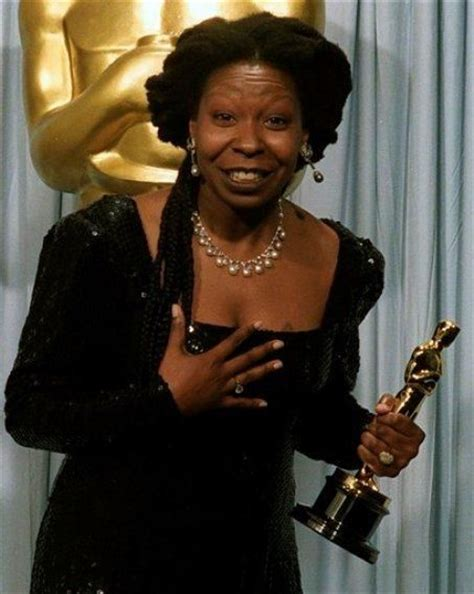 Oscar Best Supporting Actor Also Search For Academy Award Winning Black Actors Whoopi Goldberg Loop21 Black Influence