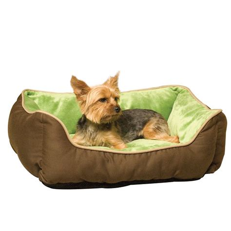 pet kriwil two tone k h pet products self warming two tone lounge sleeper pet