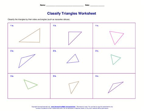 naming angles worksheet homeschooldressage