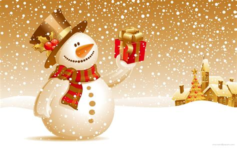 cute merry christmas wallpapers