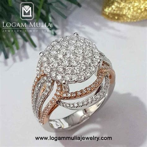 Blue Sapphire Rasa Srilangka Batu Cincin Liontin Kalung 005 jual cincin berlian wanita amw r003b dldt logammuliajewelry