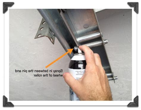 Lubricating Garage Door Lubricate Garage Door Rollers Tags Probably Terrific Beautiful Greasing Garage Door
