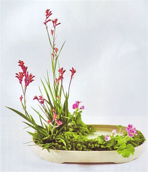 ikebana fiori ikebana ohara giappone in italia