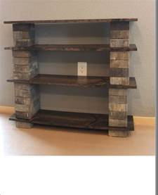 easy inexpensive book shelves bricks concrete