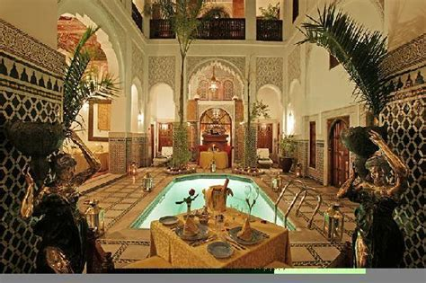 Le Patio Les Milles by Patio Piscine Mille Et Une Nuit Photo De Riad Spa