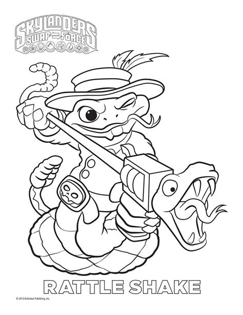 ninjini coloring pages coloring home