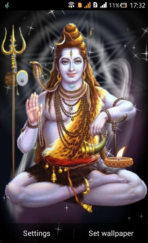 Live Shiv Wallpaper by Lord Shiva Live Wallpaper Android Apps On Play