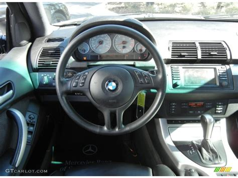 bmw x5 dashboard 2003 bmw x5 4 6is black dashboard photo 60297749