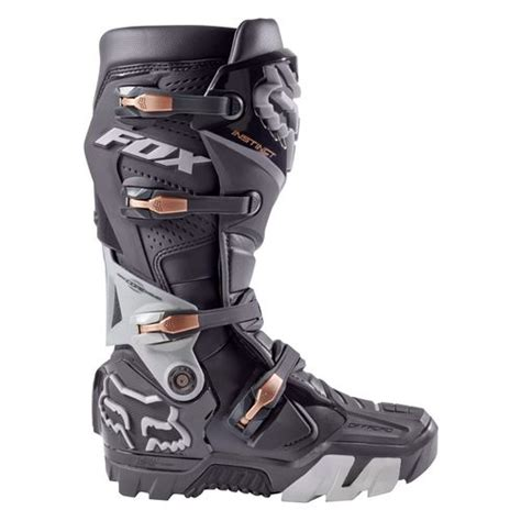 fox dirt bike boots fox racing instinct offroad boots revzilla