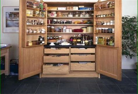 Kitchen Pantry Cabinet Design Ideas Kitchen Pantry Cabinet Gen4congress