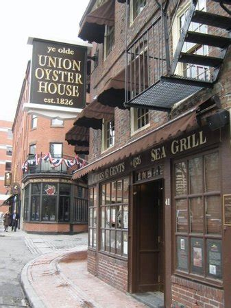 union oyster house menu union oyster house boston downtown menu prices