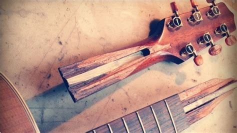 Lem Ultra Phaethon tutorial menyambung gitar dengan lem untuk gitar patah