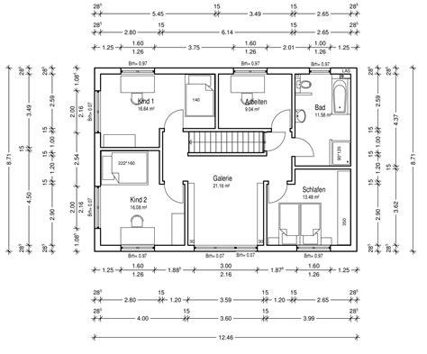 bauplan zeichnen hausentwurf architekten plan unsere nummer 1