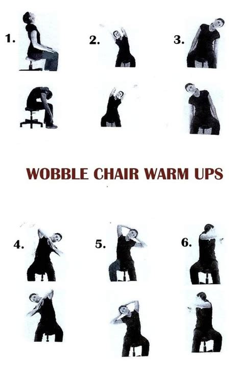 chair exercise favosity