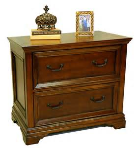 Lateral Wood File Cabinet With Lock Wood Traditional Cherry Locking Lateral File Cabinet Ebay
