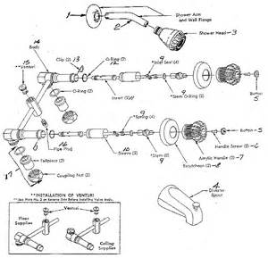 Moen Kitchen Faucet Repairs by Delta Faucets Parts Diagram Clinic