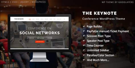 theme the keynote the keynote meeting wordpress theme best wordpress