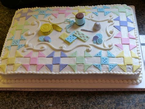 How To Quilt A Cake by Quilt Cakes Cakecentral