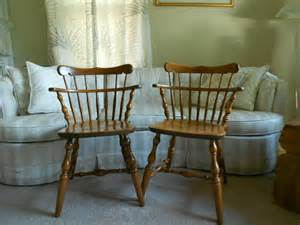 bent and brothers chairs s bent brothers colonial maple chairs by beblumer on etsy