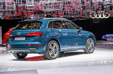Neuer Audi Q5 by New Audi Q5 Costs From 163 37 170 Autocar