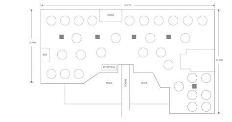 wedding reception floor plan meeting rooms in tsim sha tsui event venue at royal