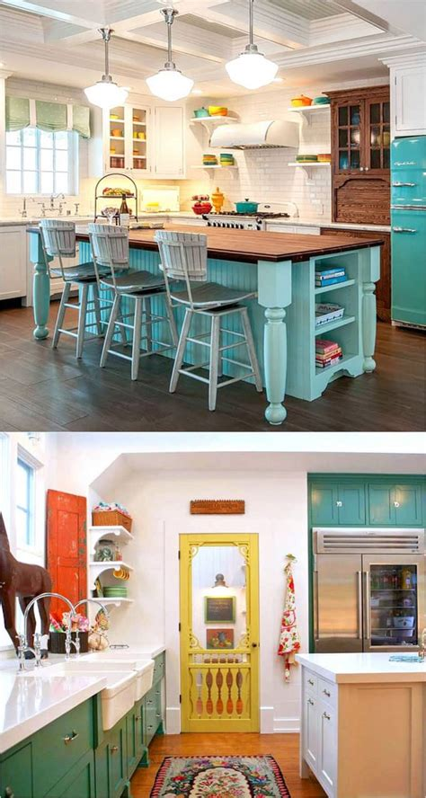 25 gorgeous paint colors for kitchen cabinets and beyond page 3 of 4 a of rainbow