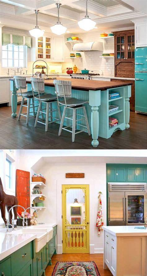 25 Gorgeous Kitchen Cabinet Colors & Paint Color Combos