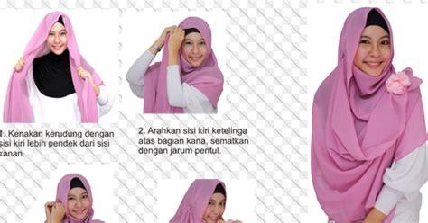 download video tutorial jilbab syar i gambar tutorial hijab modern syar i blog jilbab cantik