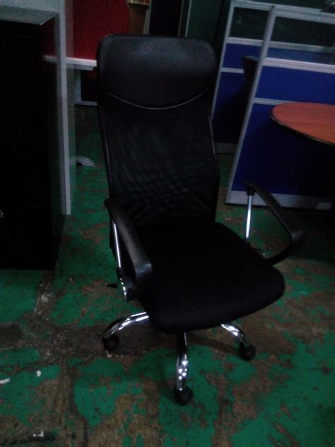 Office Chair Philippines by High Back Office Chair Used Office Furniture Philippines