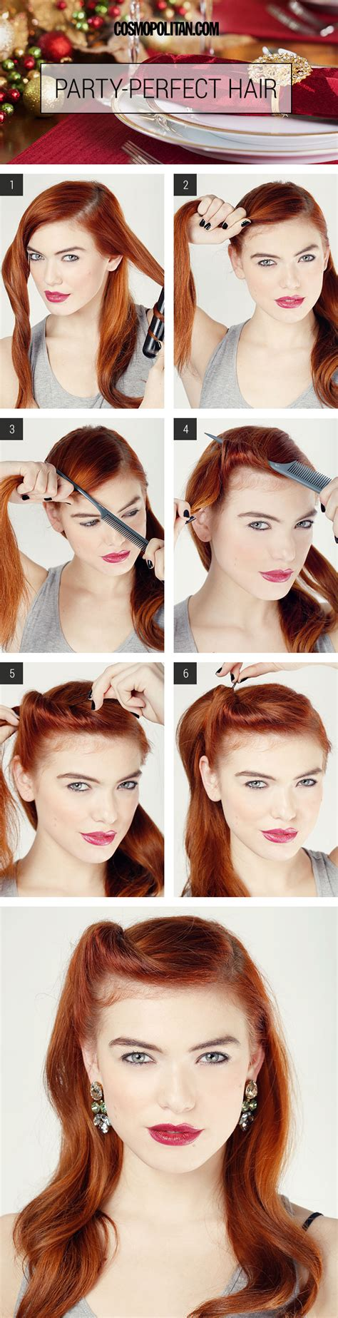 hairstyles for party tutorials hair tutorials 15 simple easy hairstyles you should not