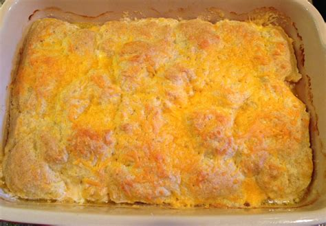easy cheesy chicken casserole jen saves