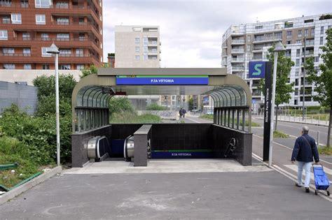 passante ferroviario porta vittoria porta vittoria aperto nuovo ingresso al