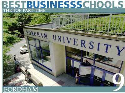 Umd Part Time Mba Gmat by The Top Part Time Business Schools