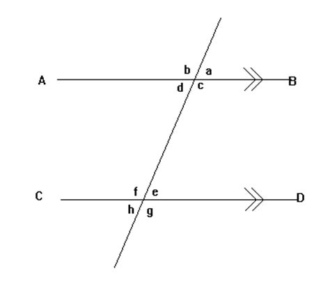 z pattern rule angles mathematics gcse revision revision maths