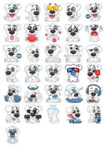 dog stickers telegram