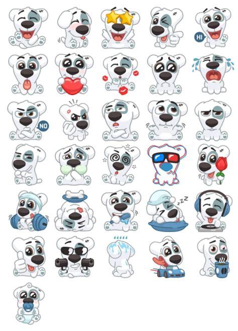 puppy stickers stickers telegram