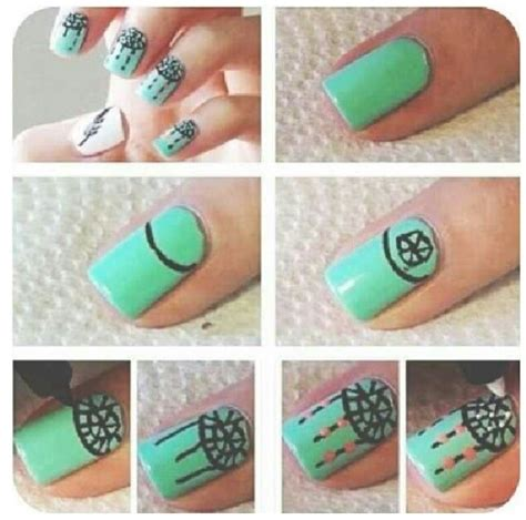 nail design step by step and new nail designs
