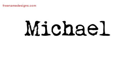 tattoo lettering michael michael archives free name designs