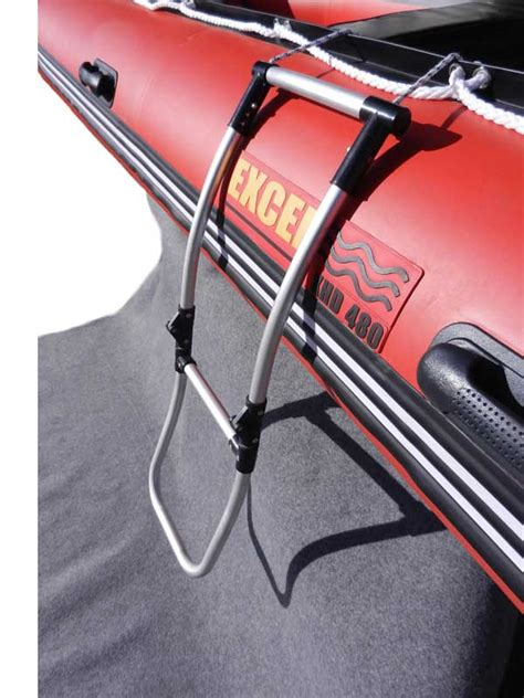 boarding ladder for inflatable boat inflatable boat accessories options from excel