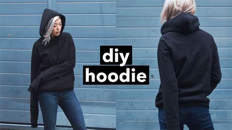 hoodie pattern download diy hoodie from scratch withwendy youtube