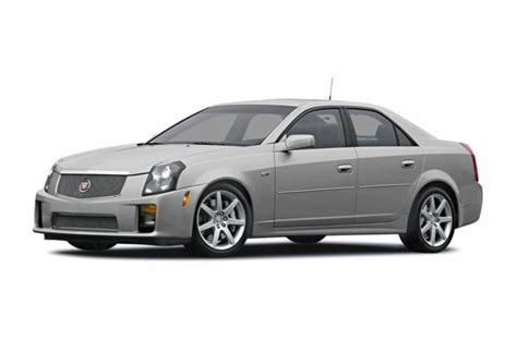 Cadillac Cts V Mpg by 2004 Cadillac Cts V Specs Safety Rating Mpg Carsdirect